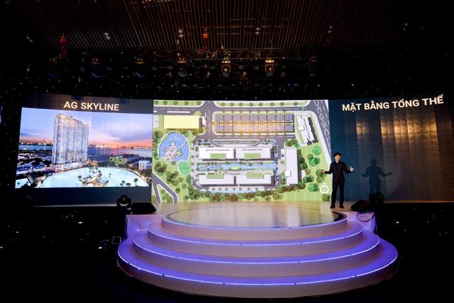 Ông Phạm Việt Bách – Giám đốc thiết kế của An gia chia sẻ về thiết kế của River Panorama. Dự án có nhiều không gian xanh cùng nhiều tiện ích vượt trội.