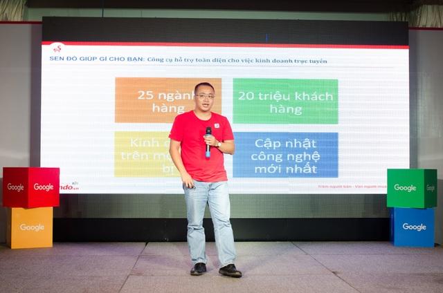 Ông Trần Hải Linh - CEO Sendo.vn chia sẻ về dịch vụ quảng cáo tự động - Shop Ads