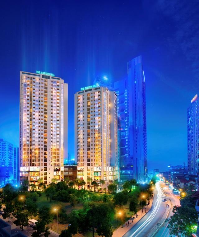 Tọa lạc tại cửa ngõ phía Tây Thủ đô Hà Nội – khu vực trung tâm của Mỹ Đình, Bidhomes The Garden Hill sở hữu vị trí huyết mạch của 12 tuyến phố lớn nên rất thuận tiện cho việc di chuyển trong thành phố