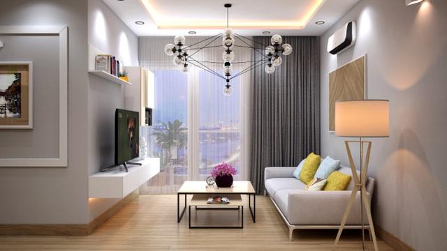 Bidhomes The Garden Hill - Không gian căn hộ được tích hợp nhiều tiện ích tối tân