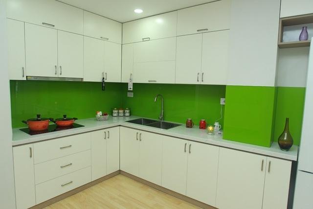 Ngắm nội thất đẹp như mơ tại căn hộ chung cư 80m2 - 3