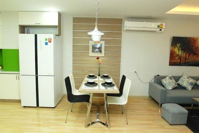 Ngắm nội thất đẹp như mơ tại căn hộ chung cư 80m2 - 4