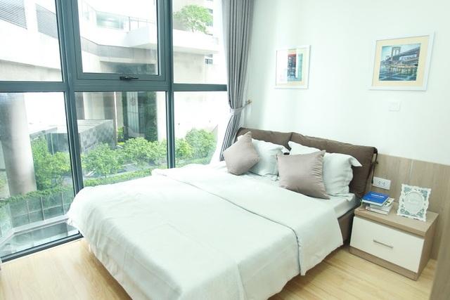 Ngắm nội thất đẹp như mơ tại căn hộ chung cư 80m2 - 5