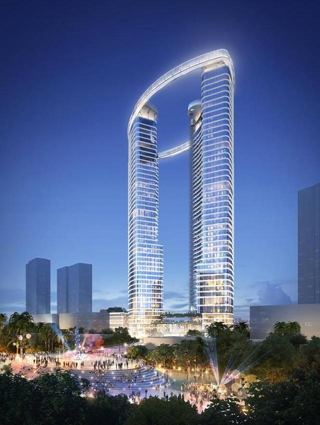 Xuất phẩm kiến trúc Cocobay Towers kiến tạo kỳ quan thế giới mới - 1