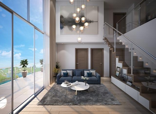 Duplex Citadines Marina Halong – Căn hộ thông tầng đầu tiên tại Quảng Ninh - 2