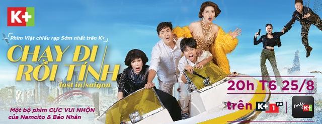 Phim 16+ của sao nhí Trọng Khang xuất hiện trên TV - 1