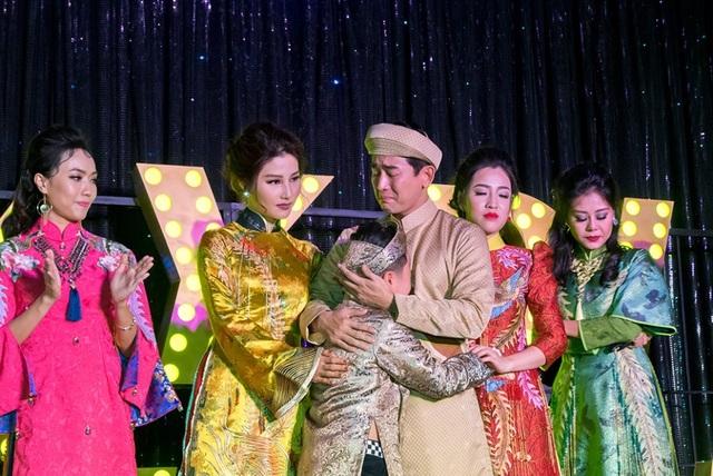 Phim 16+ của sao nhí Trọng Khang xuất hiện trên TV - 2