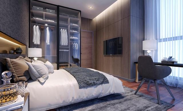 Phòng ngủ sang trọng tại Lancaster Lincoln