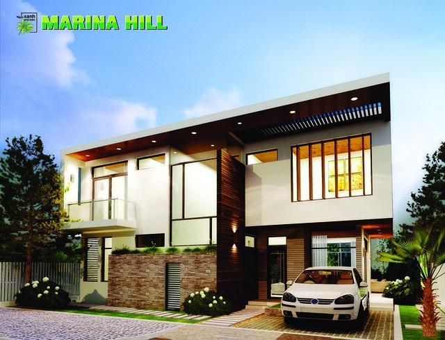 Ra mắt biệt thự - villa Marina Hill Nha Trang - 2