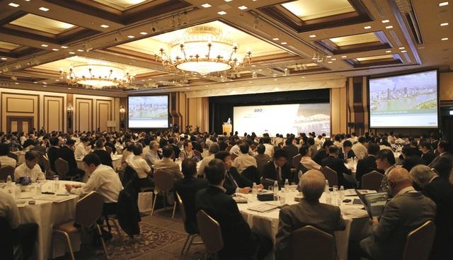 Sự kiện thu hút gần 400 khách mời.