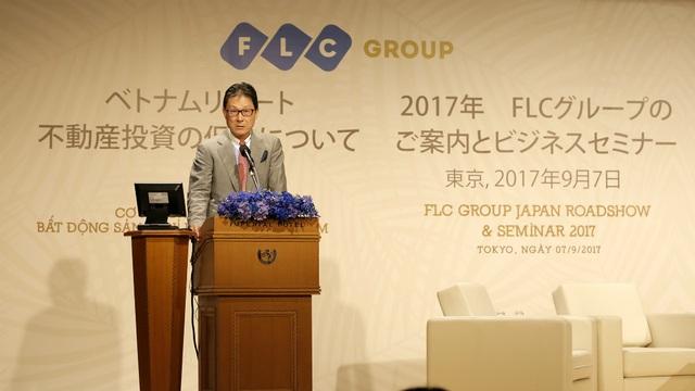 Nguyên Đại sứ đặc mệnh toàn quyền Nhật Bản tại Việt Nam Norio Hattori.