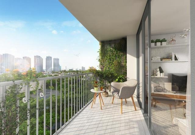 """Sở hữu ngay một căn hộ """"chuẩn xanh"""" tại T&T Riverview để mỗi ngày thức dậy đều ngập tràn năng lượng, hấp thụ sinh khí từ thiên nhiên."""
