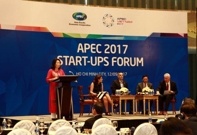 Diễn đàn Khởi nghiệp APEC 2017 - 1
