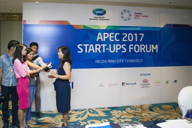 Diễn đàn Khởi nghiệp APEC 2017 - 2