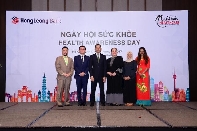 Sự liên kết giữa ngân hàng Hong Leong Việt Nam và Hội đồng Du lịch Y tế Malaysia sẽ mang đến nhiều quyền lợi cho khách hàng cao cấp