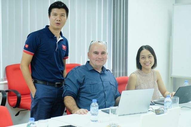 Môi trường làm việc quốc tế, năng động chính là điểm thu hút các bạn trẻ IT đến NashTech