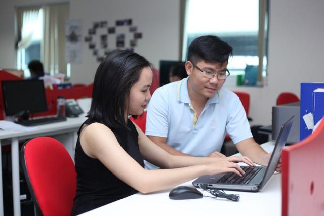 Văn phòng mở giúp nhân viên dễ tương tác và sáng tạo hơn