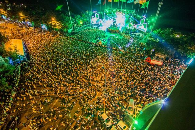 Beach festival – Đại nhạc hội âm nhạc bãi biển độc đáo nhất năm 2017 - 1