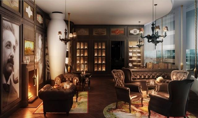 The Sapphire Residence tiên phong sở hữu Cigar Lounge & Wine Bar sang trọng đầu tiên tại Hạ Long.