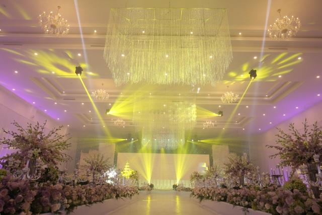 Trương Mỹ Nhân và Nguyễn Phi Hùng đẹp đôi trong sự kiện khai trương Queen Plaza Luxury - 2