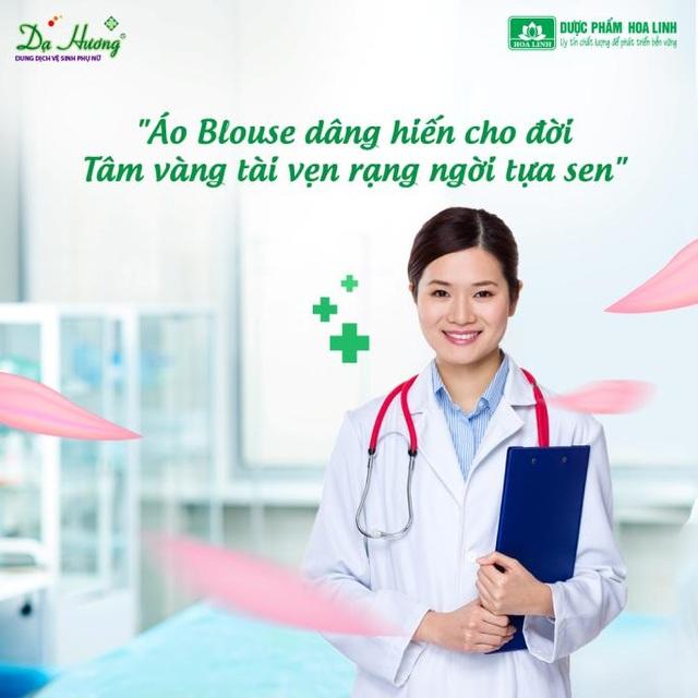 """Dược phẩm Hoa Linh tổ chức Cuộc thi """" Tâm vàng trong tà áo trắng"""" dành cho các nhà thuốc - 1"""