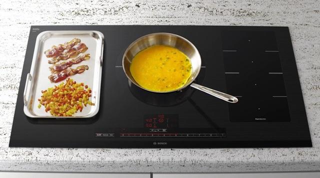 Bếp điện hay những mặt hàng gia dụng của Bosch luôn được nhiều người tiêu dùng lựa chọn bởi tính năng và độ bền.