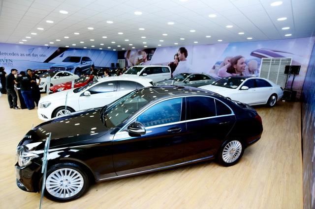 Khách hàng ngày càng quan tâm các mẫu xe đã qua sử dụng chính hãng của Mercedes-Benz