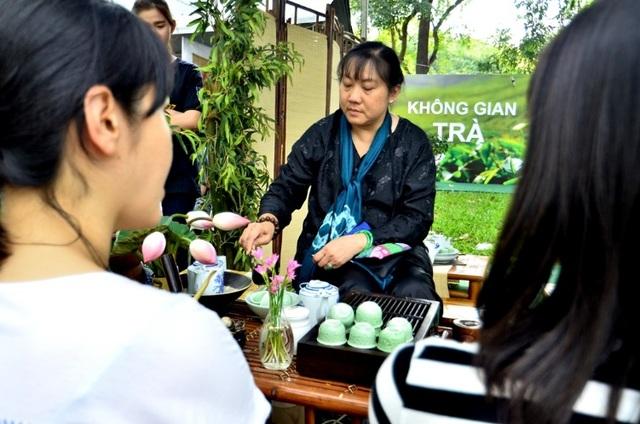 Trà đạo theo phong cách… Việt Nam