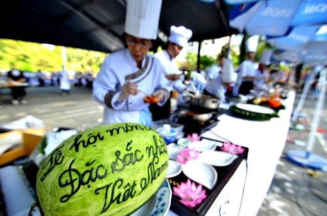 Giá trị ẩm thực Việt cần được gìn giữ, phát huy