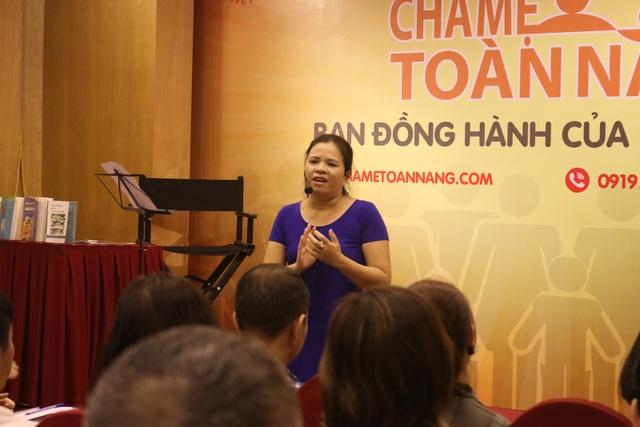 TS. Vũ Thu Hương chia sẻ kinh nghiệm làm bạn cùng con ở lứa tuổi teen