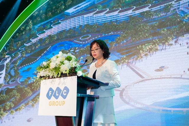 Phó Tổng cục trưởng Tổng cục Du lịch Việt Nam Nguyễn Thị Thanh Hương