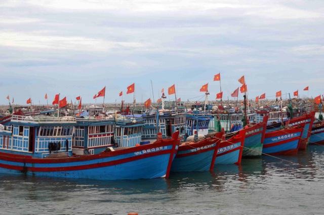 PVGAS SOUTH hỗ trợ an toàn cho ngư dân bám biển - 2