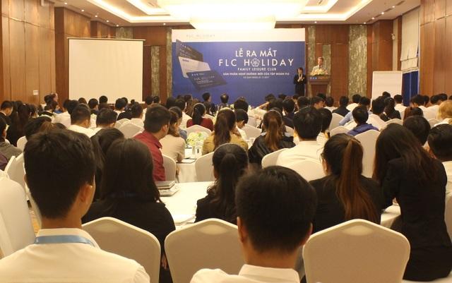 Ra mắt sản phẩm FLC Holiday