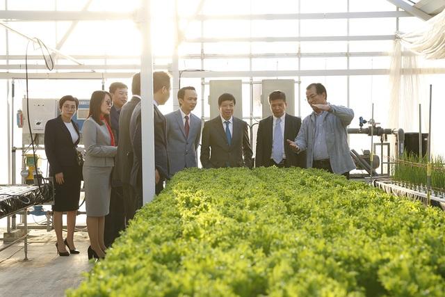 Nguyên Đại sứ Nhật Bản tại Việt Nam làm Trưởng Văn phòng đại diện Tập đoàn FLC tại Nhật Bản - 5