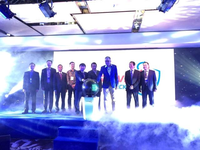 Lễ ra mắt Dịch vụ Cloud Backup của công ty MobiFone Global