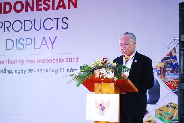 Ông Enggartiasto Lukita - Bộ trưởng Bộ Thương mại Indonesia tin tưởng vào cơ hội hợp tác thương mại song phương giữa hai quốc gia