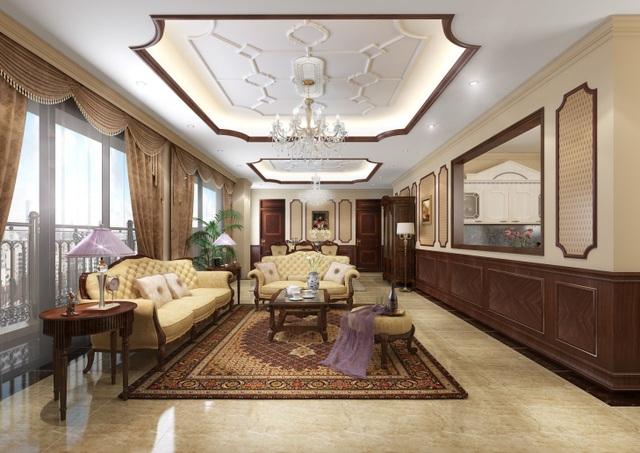 Những thương hiệu nội thất đắt giá tại D'. Palais Louis - 1