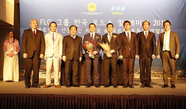 Lễ ký kết hợp tác toàn diện giữa FLC với Công ty Cổ phần KB Securities Việt Nam
