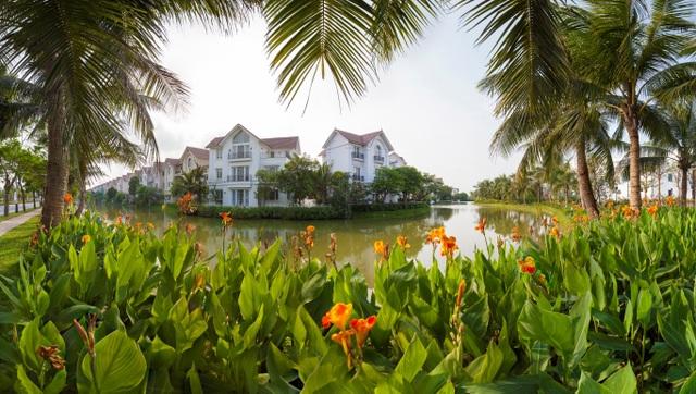 Vinhomes Riverside - Khu đô thị sinh thái đẳng cấp giữa lòng Hà Nội. Hình ảnh minh họa