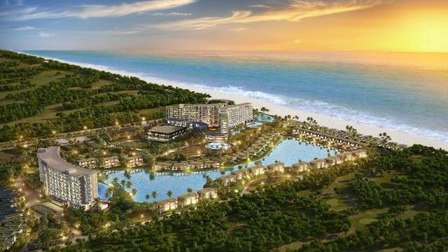 """Sự hài hòa giữa thiên nhiên và bàn tay tài hoa quốc tế đã tạo nên """"bản hòa tấu"""" Mövenpick Resort Waverly Phú Quốc"""