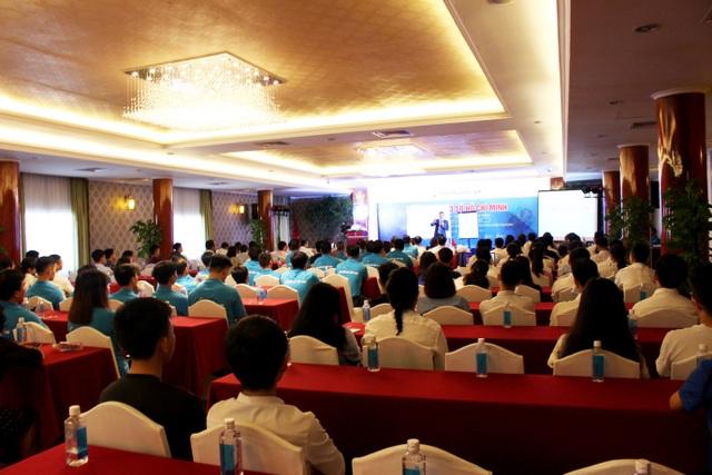 Học viện CEO Việt Nam ra mắt cơ sở TP. Hồ Chí Minh - 1