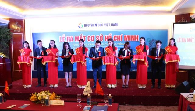 Học viện CEO Việt Nam ra mắt cơ sở TP. Hồ Chí Minh - 2