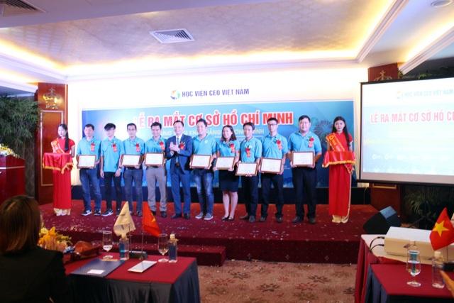 Học viện CEO Việt Nam ra mắt cơ sở TP. Hồ Chí Minh - 3