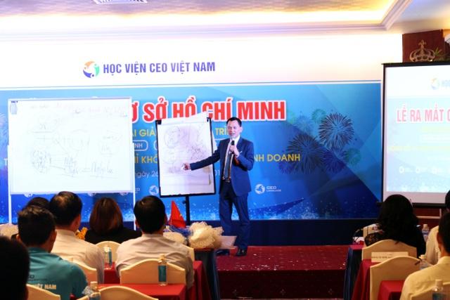 Học viện CEO Việt Nam ra mắt cơ sở TP. Hồ Chí Minh - 4