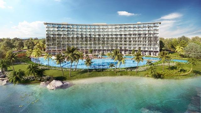 Mövenpick Resort Waverly Phú Quốc hội đủ yếu tố của một Dự án ven biển tốt nhất
