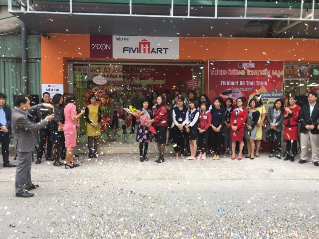 Siêu thị Aeon Fivimart thay đổi không ngừng để phục vụ khách hàng tốt hơn - 1