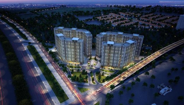 Xuân Mai Complex mở bán 3 tòa trung tâm, nhiều quà tặng hấp dẫn - 1