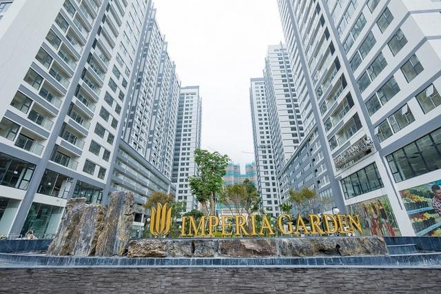 Chung cư Imperia Garden – Vườn trong phố (203 Nguyễn Huy Tưởng, Thanh Xuân, Hà Nội)