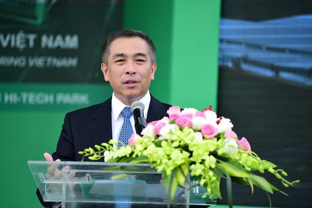 Ông Yoon Young Kim, Tổng giám đốc Schneider Electric tại các quốc gia Việt Nam, Myanmar và Campuchia chia sẻ với Dantri về nền tảng EcoStruxure tại thị trường Việt Nam.
