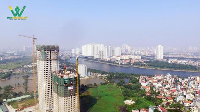5 Lý do để chung cư Osaka Complex trở thành điểm sáng BĐS Nam Hà Nội - 1
